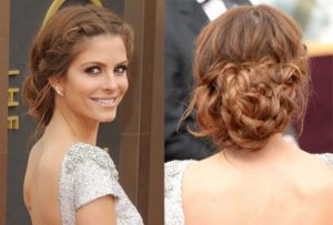 10-Latest-Hairstyles-For-Long-Hair-BRAIDED-MESSY-BUN