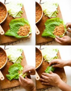 Quick and easy Cabbage roll recipe