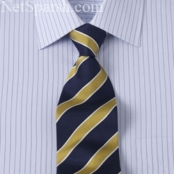 striped-shirt-and-tie