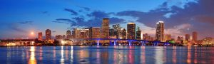 Miami-city-skyline