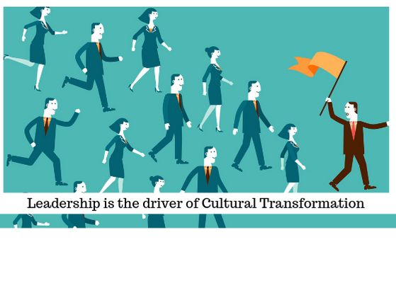 Cultural Transformation an imperative to Digital Business Transformation
