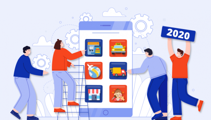 Major on demand mobile app services that your business need in 2020