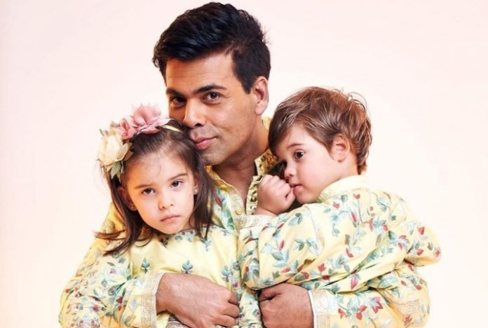 Karan Johar Quizzes His Kids About Coronavirus But Hears About Peppa Pig In Response from them