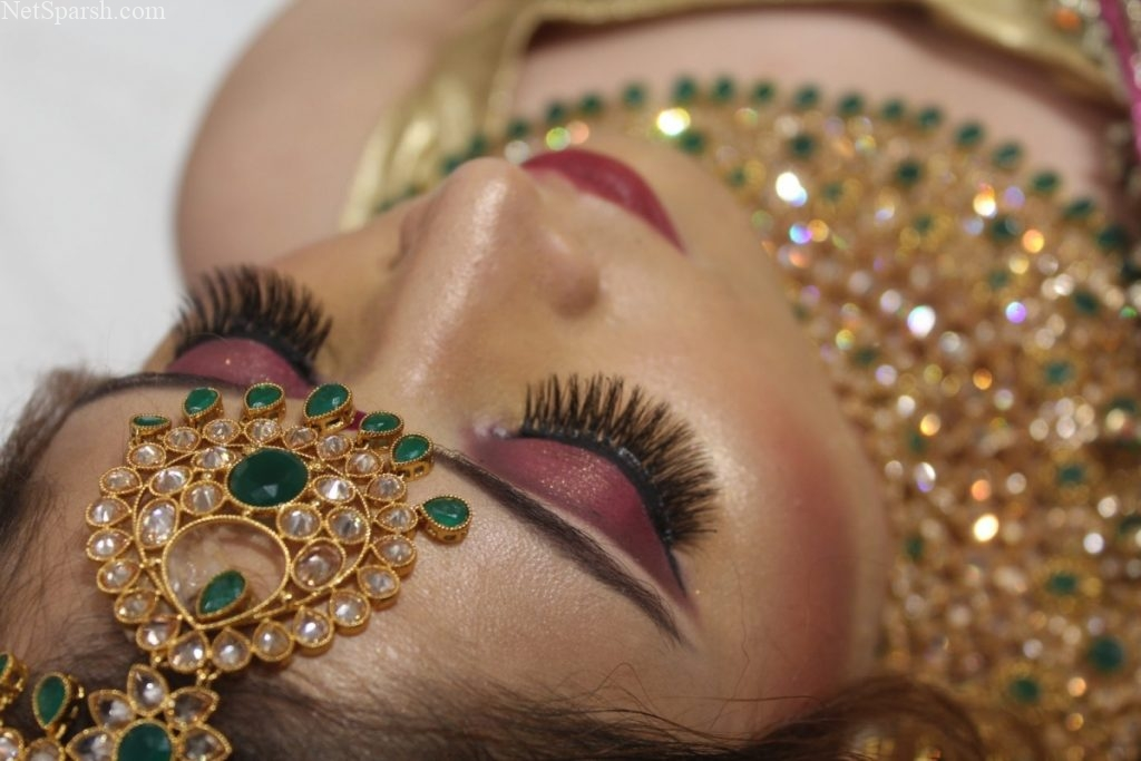 What are the changes in bridal makeup salon after coronavirus?