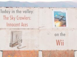 The Sky Crawlers: Innocent Aces (Wii) | The Video Game Valley