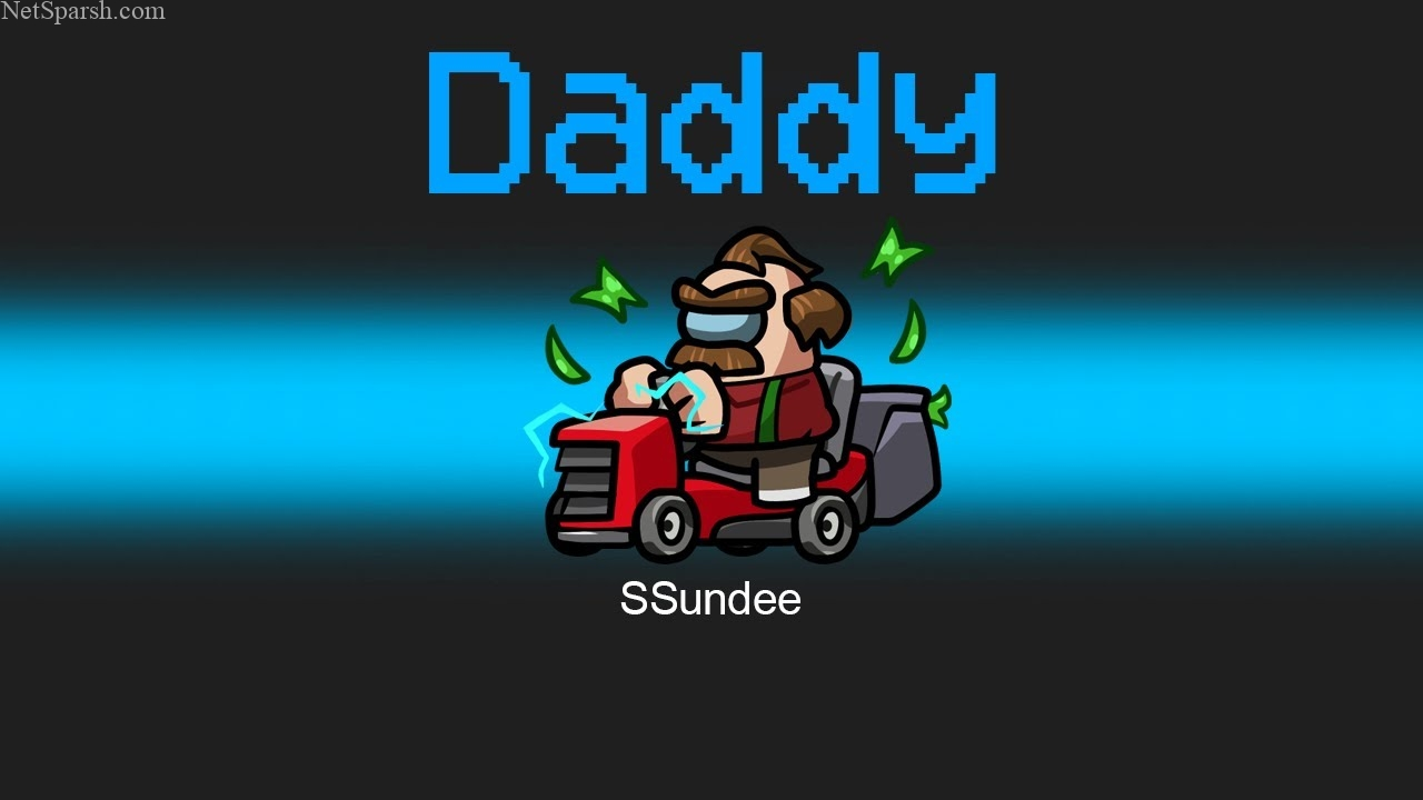 official ssundee daddy role among us
